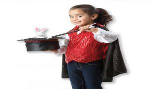 Read more about the article ใช้มายากลกับเด็ก มีประโยชน์อย่างมาก